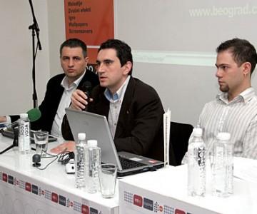Predstavljen novi multimedijalni CD o Beogradu