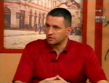 """Lazar Bošković u """"Dobro jutro, Beograde!"""""""