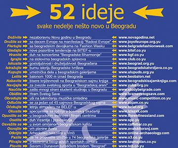 52 ideje