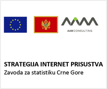 Strategija internet prisustva – Monstat