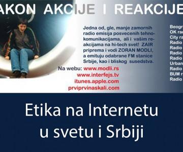 Modli – ZAIR – Etika na Internetu