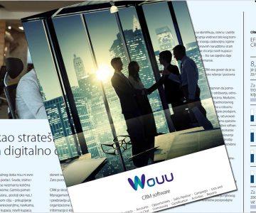 Katalog za WouuCRM