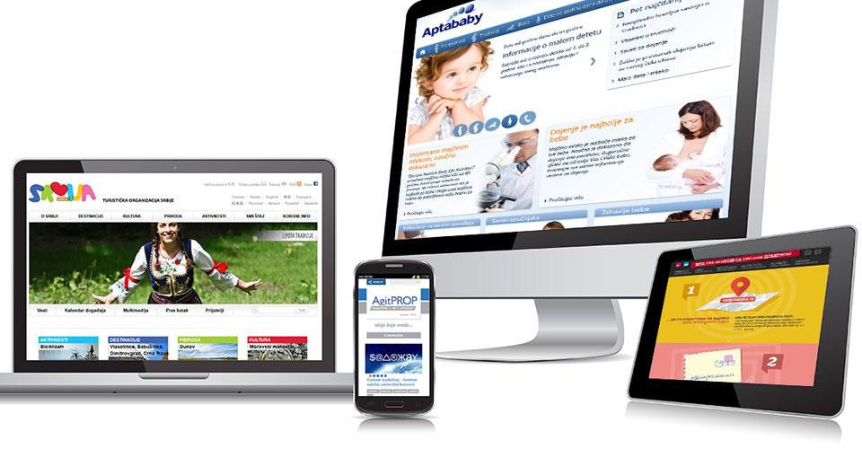 Kvalitetan internet sajt – koncept, izrada, konsalting