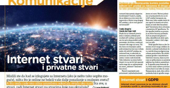 Internet stvari i privatne stvari