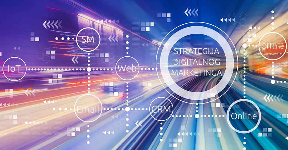 Strategija digitalnog marketinga: moć 14 elemenata