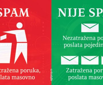 Email marketing na profi, zakonit i NEspam način